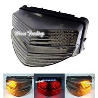 waase For Honda CBR600F4i CBR 600 F4i 2001 2002 2003 Rear Tail Light Brake Turn Signals Integrated LED Light