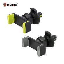 AUMY Mobile Car Phone Holder for iPhone/Samsung/Xiaomi car-styling Adjustable Bracket Car holder stand for under 6 inch phone