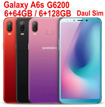 Samsung Galaxy A6s G6200 Dual Sim ROM 64/128GB Samsung Mobile Phones