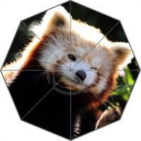 H627! 12 новая мода пользовательские красная панда животных зонтик солнечный и дождливый солнцезащитный крем анти-УФ зонтик m #11