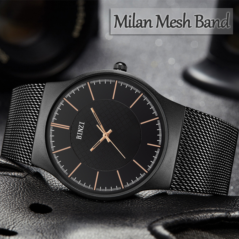 Reloj Hombre 2018 Quartz Wrist Watches Men Top Brand Luxury Business Watches Male Full Steel Clock Milan Mesh Relogio MasculinoReloj Hombre 2018 Quartz Wrist Watches Men Top Brand Luxury Business Watches Male Full Steel Clock Milan Mesh Relogio Masculino