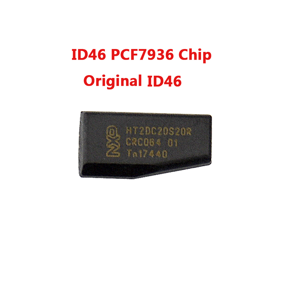 OkeyTech Original New /Blank /Not Coded PCF7936AA ID46 Transponder Chip PCF7936 Unlock Transponder Chip ID 46 PCF 7936 Chips