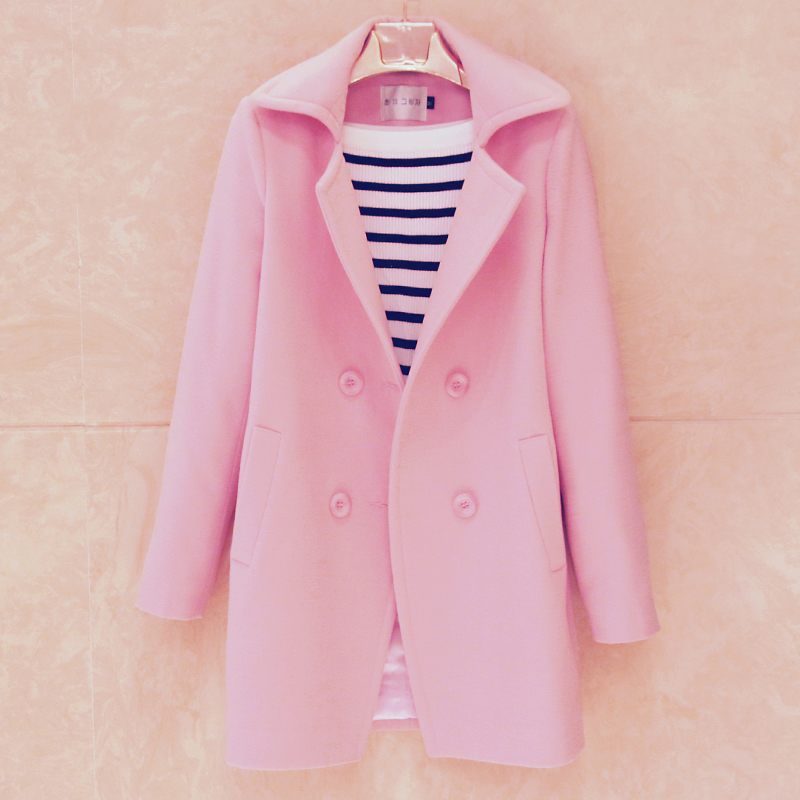 Pink Coat Ladies | Down Coat