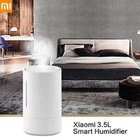 Original Xiaomi Smartmi Humidifier For Home 3 5L Mijia Smart Ultrasonic Humidifier Air Dampener UV Germicidal