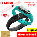 Original Xiaomi Mi Band 2 Wristband Bracelet Smart Heart Rate Fitness Tracker Monitor Bluetooth Phone Pedometer IP67 Waterproof