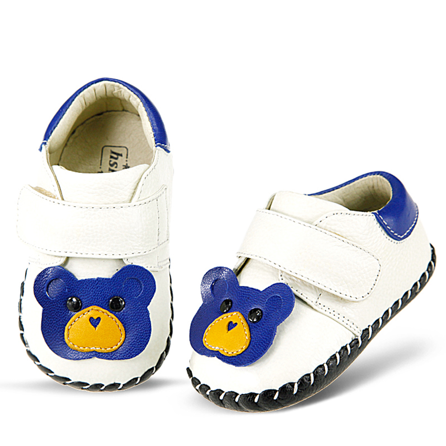 First Walkers Leather Baby Moccasins Toddler Boy Shoes For Small Scarpe Neonato Infant Baby Boy Shoes Footwear Boots 503039