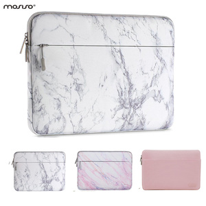 MOSISO Soft Laptop Sleeve Bag for Macbook Dell HP Asus Acer Lenovo Surface Notebook Pro Air 11 13 13.3 14 15 inch Canvas Cover(China)