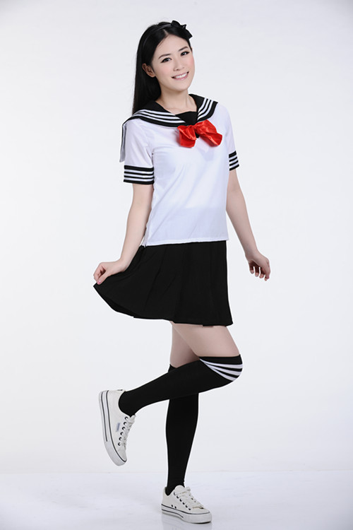 Sailor girl uniform pictures, Nude asian milf