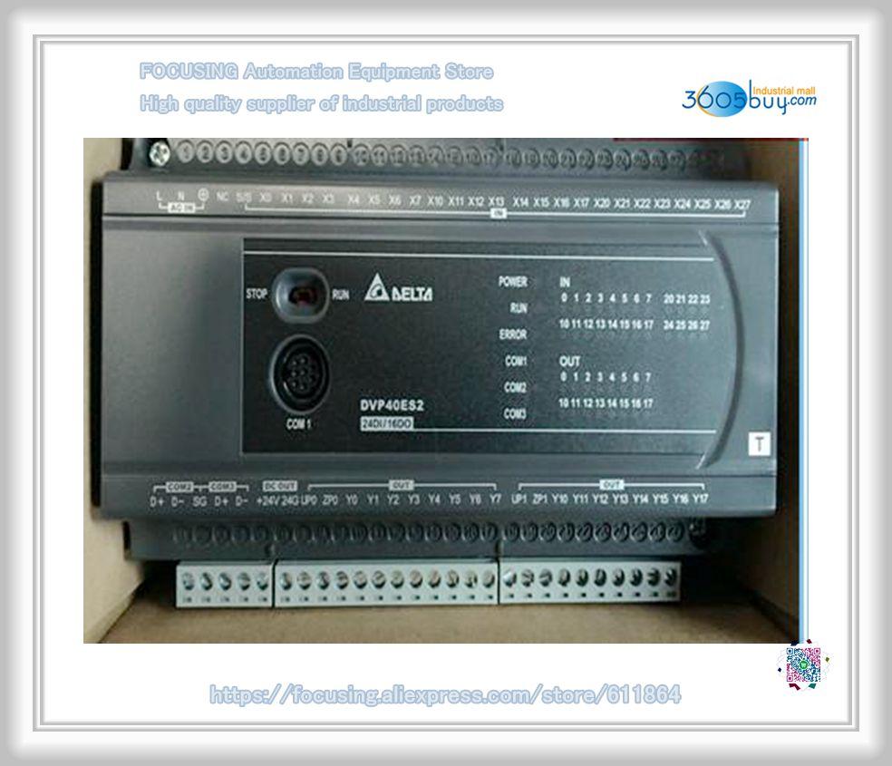 Brillant Plc Es2 Dvp40es200rm Neue Original Plc Modul