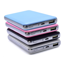 power bank 20000mah portable charger slim powerbank external battery battery bank for iPhone Samsung Xiaomi poverbank
