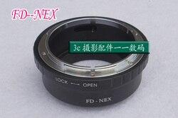 FD-NEX dla Canon FD stare obiektywu do E-do montażu na obiektyw aparatu adapter do Sony NEX-7 6 5R 5 T A5000 A5100 a6000 A6300 A6500 A7 A7II A7R A9