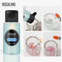 ROSALIND 30ml Cleaning The Brush Water 1PCS Remove The Nail Gel Polish From The Brush Nail Art Tool