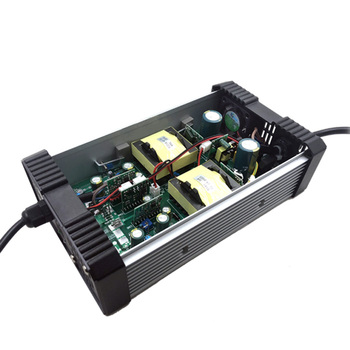 Yangtze AC-DC 58.8V 8A 7A 6A Lithium Battery Charger for 48V (51.8V) Li-ion Polymer Scooter Ebike for Electric bicycle