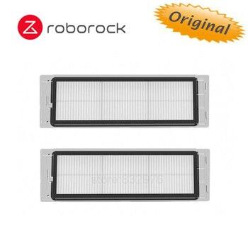 XIAOMI Roborock S55 E35 робот вакуумная часть черная боковая щетка крышка фильтра крышка щетки оригинальные запчасти упаковка