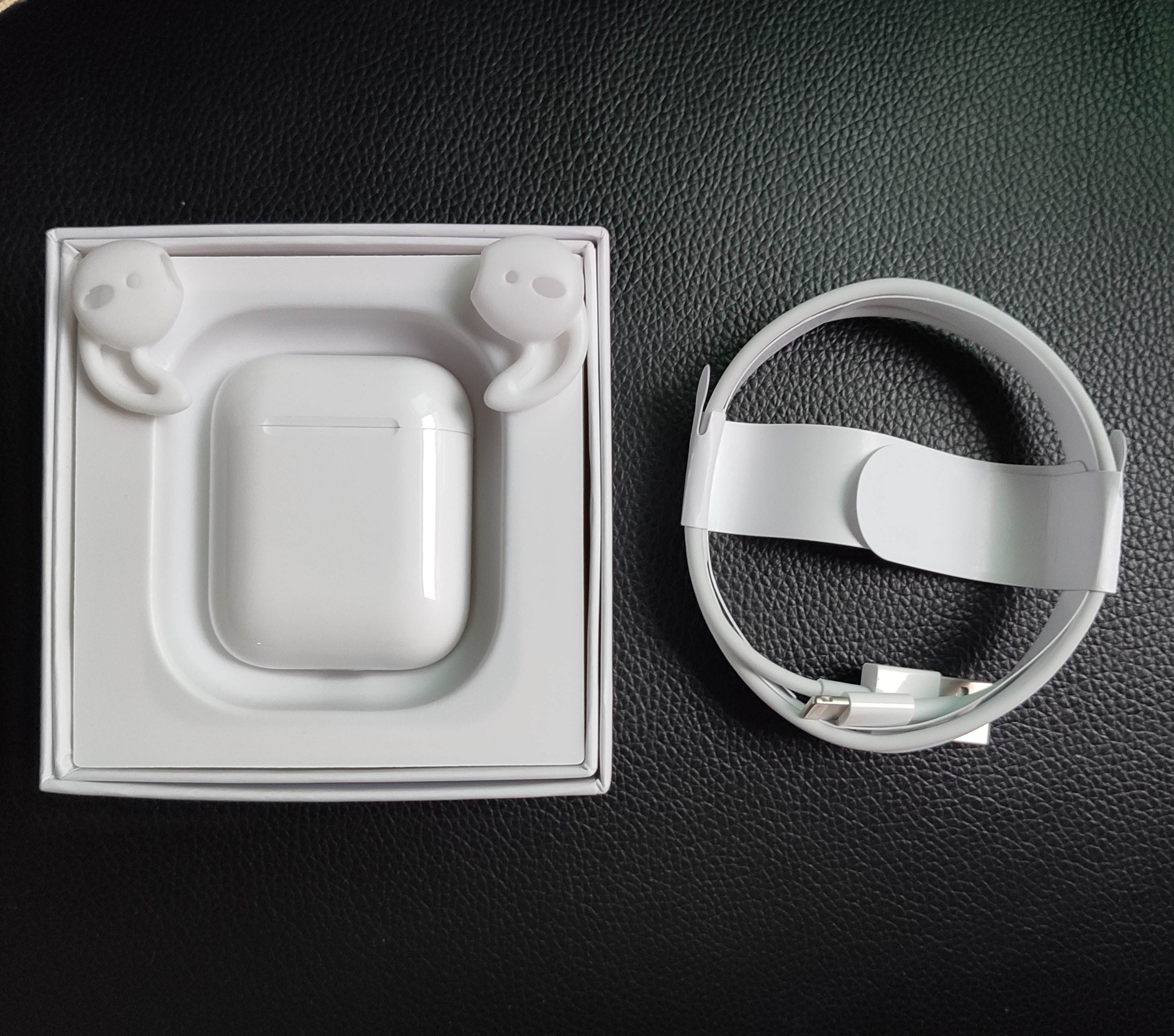 <font><b>LK</b></font>-<font><b>TE9</b></font> <font><b>tws</b></font> new function wireless headset bluetooth earphone 1:1 wireless charging Bluetooth for all smart phone image