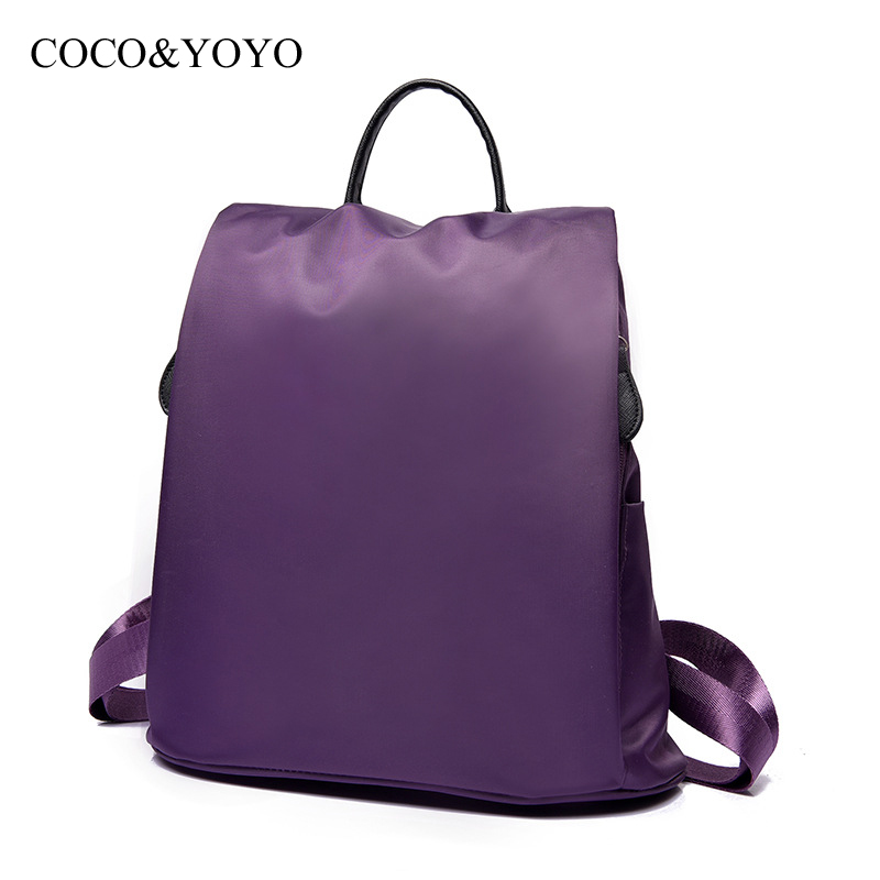 Online Buy Wholesale purple book bag from China purple book bag ...
