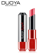 New Fashion 6 Colors Lips Makeup Lipstick Set Long Lasting Waterproof Women Beauty Brand Cosmetics Matte Velvet Liquid Lipsticks