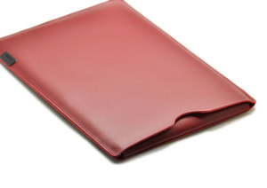 Image 5 - Arrival selling ultra thin super slim sleeve pouch cover,Genuine leather laptop sleeve case for Thinkpad X1 Carbon 2018 5 6th