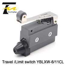CHINT Limit Switch Micro Switch YBLXW-6/11CL Rated Control Current AC 0.79A  DC 0.14A Rated Voltage 380VAC  220VDC