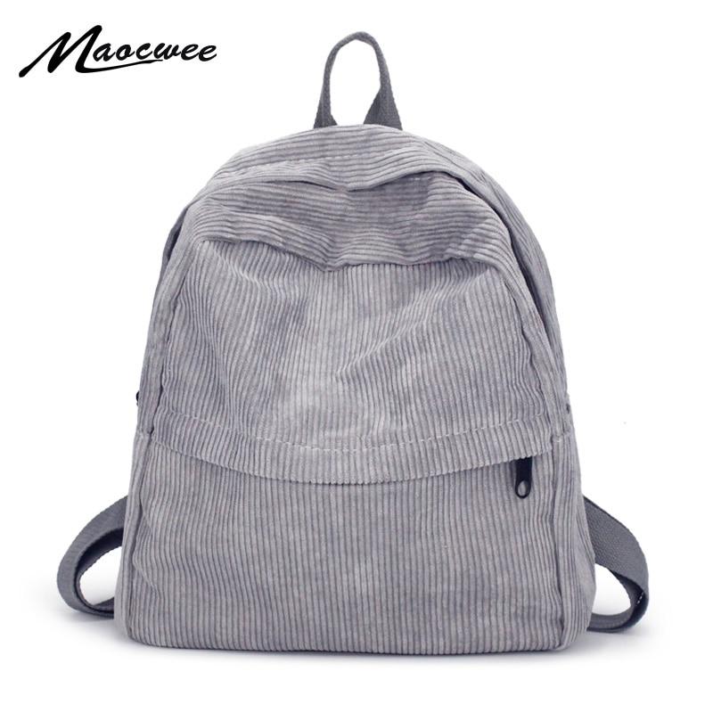Women's Bags Women Backpack Female Small Backpack 2018 Backpacks Female School Bags For Teenage Girls Plaid Backpack For Children Travel Bags Handsome Appearance