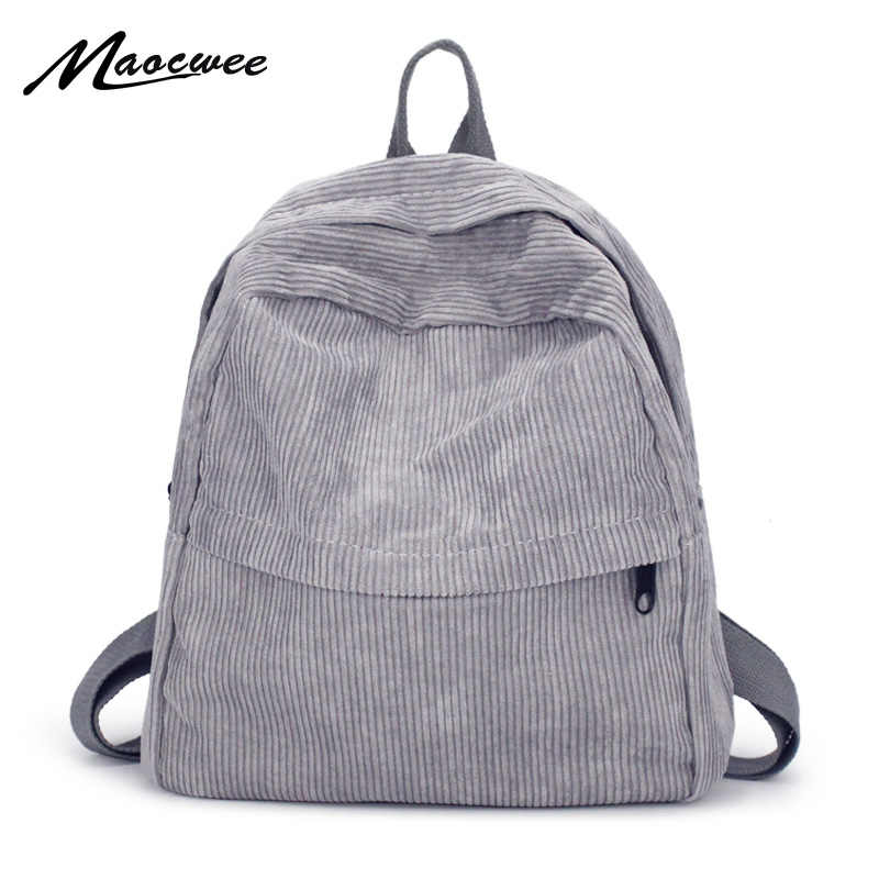 78e1a3ba5f06 Women Backpack Preppy Suede Backpacks Girls School Bags Vintage Backpack  Travel Bag Female Backpack Burgundy Gray