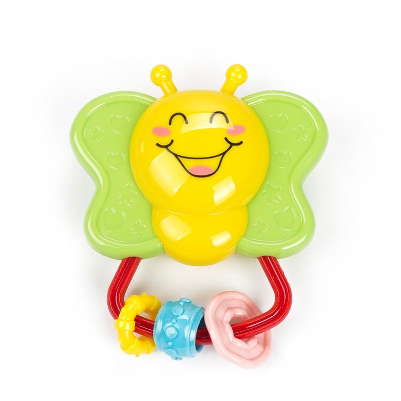 Aranyos baba kéz csörgők Bell csörgő játékok csecsemő - Csecsemőjátékok
