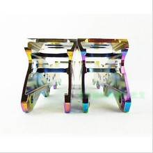 Free Shipping Roller Skates Seba HV Frame FSK Frame 231mm 243mm AL Alloy 7000 Colorful With Axles
