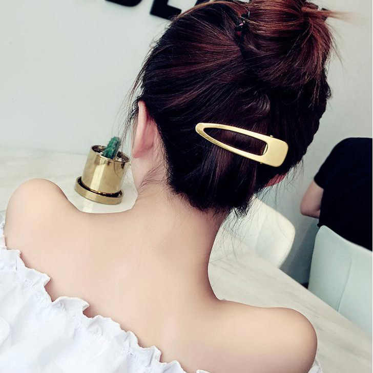 3Pcs/set Pearl Gold Metal Hair Clip Bobby Pin Barrette Hairband Hairpin Hairgrip for Women Girls Hair Accessories Dropship