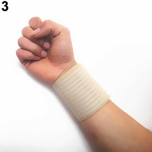 Joylife 1 pc Elástica Tornozelo Pulso Cotovelo Knee Brace Suporte Guarda Ginásio Esporte Bandagem
