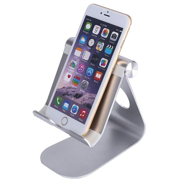 Универсальный регулируемый Складной Стол Таблетка Мобильный Телефон Стенд Держатель для iPad Air 2 Для iphone 6 6 s Samsung Планшетный ПК Настольный Держатель