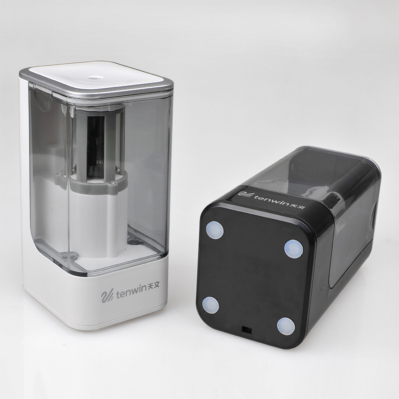 Image 3 - High Quality Electric Pencil Sharpener Automatic Student Electronic Sharpeners Tools Gifts Stationery  School Office Supplies-in Pencil Sharpeners from Office & School Supplies