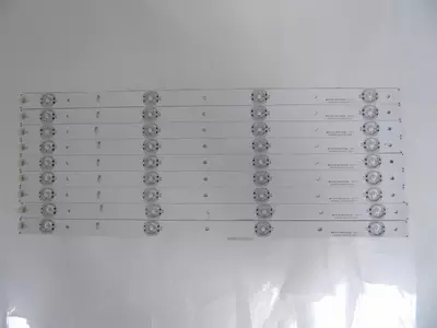 100% New For Hi Sense Led48ec520ua, Led48k300u, Aluminum Plate, Light Strip Svh480a08_4led_rev02_150416 , Backlight Strip By Scientific Process