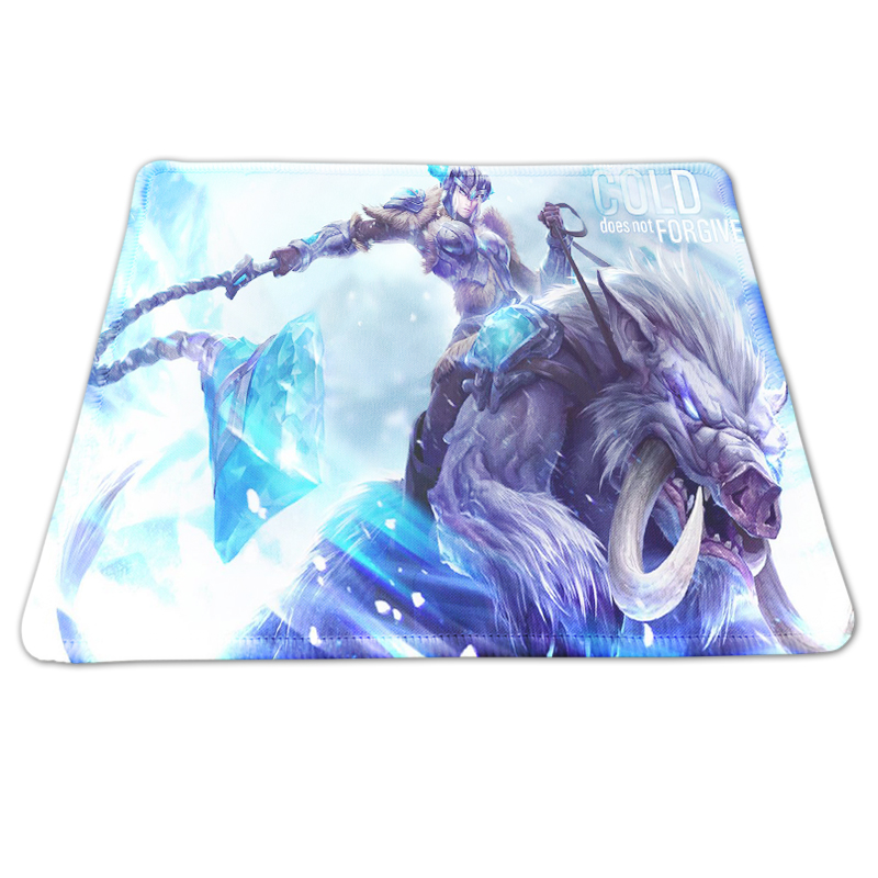Original Design Large Pad To Notebook Computer Mousepad Durable Black Rubber Mouse Mat Overlock Gaming Mice Pad High Quality