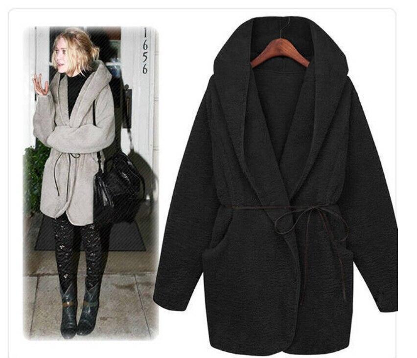 Popular Hooded Cloak Coat-Buy Cheap Hooded Cloak Coat lots from ...