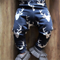 Autumn Baby Pants Toddler Infant Baby Boy Girl Deer Bottom Pants Leggings Harem Pants Trousers Baby Clothing