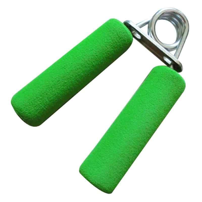 Nuevo tipo de empuñadura de mano aumenta la fuerza resorte dedo extensor mano A tipo pinza ejercitador equipo de Fitness empuñaduras pesadas