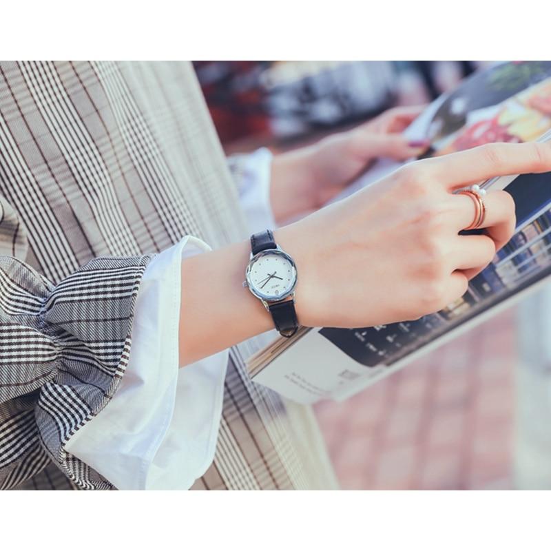 KEZZI montre femme Mały zegarek Moda Diamentowy zegar kobiet zegarki - Zegarki damskie - Zdjęcie 6
