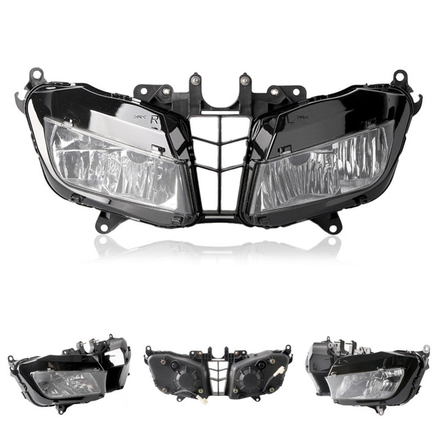 Gzyf Motorcycle Headlight Headlamp Head Light Lamp For Honda Cbr600rr F Cbr 600 Rr