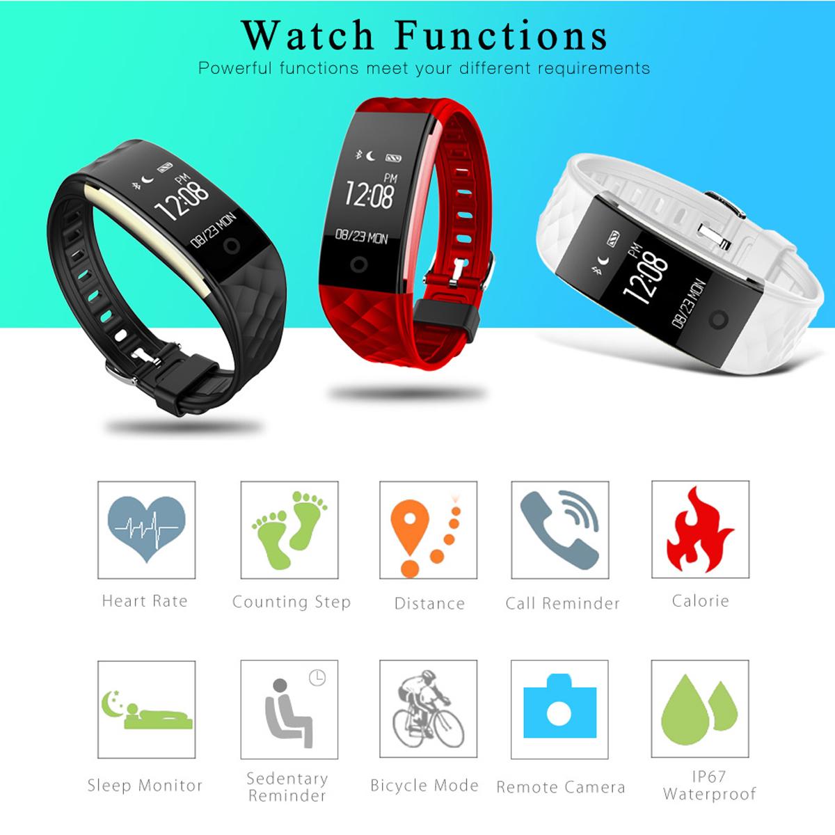 Montre intelligente Bluetooth 10