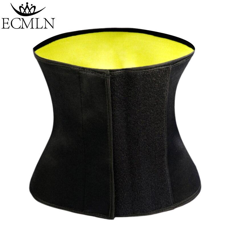2020 New Shapers Waist-Trimmer Slimming Belt Womens Compression Adjustable Body Shaper Waist Belts Neoprene Slimming Corsets