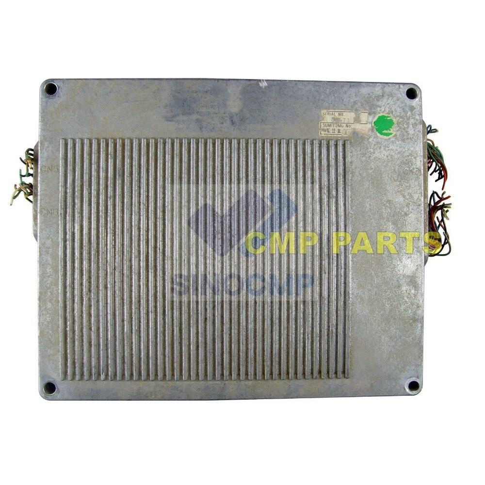 SH200 3 Excavator PVC Big Controller KHR2680 KHR 2680 For Sumitomo A/C Compressor & Clutch     -