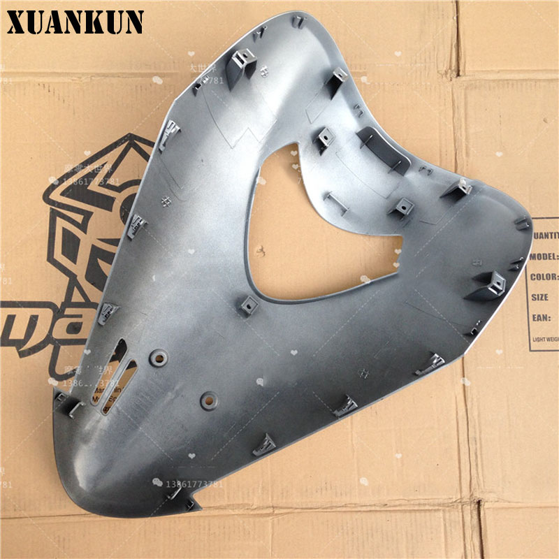 XUANKUN UA125T Panel UA125T-A Front Swashplate Black And White Gray Front Shield use pp ua тв онлайн