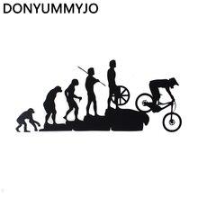 e599e0767 DONYUMMYJO 22.8 9.5 CM Interessante Mountain Bike Downhill Adesivos  Cobrindo O Corpo Do Carro Dos