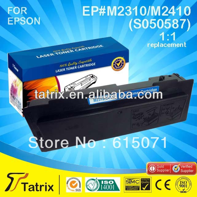 ФОТО FREE DHL MAIL SHIPPING For Epson S050587 Toner Cartridge Compatible S050587 Toner
