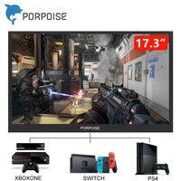17.3 Inch HDMI HD 1080P HDR Type C Portable Monitor IPS Screen Car Display for PS4 XBOX PC computer/speaker /mobile phone