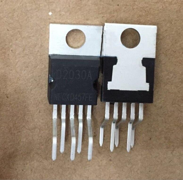 CD2030A D2030A D2030 TO-220 Audio Power Amplifier Circuit