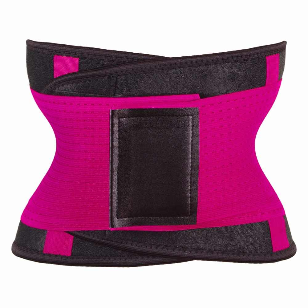 d6e181e371 ... Women Waist Trainer Belt Belly Band Belts Body Shaper After Birth Slim  Belt Corset Postpartum Tummy ...