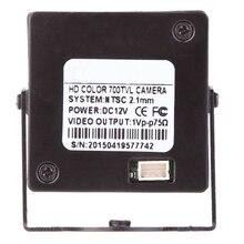 MOOL Mini HD 700TVL 1/3″CMOS 2.1mm Wide Angle Lens CCTV Security FPV Camera NTSC