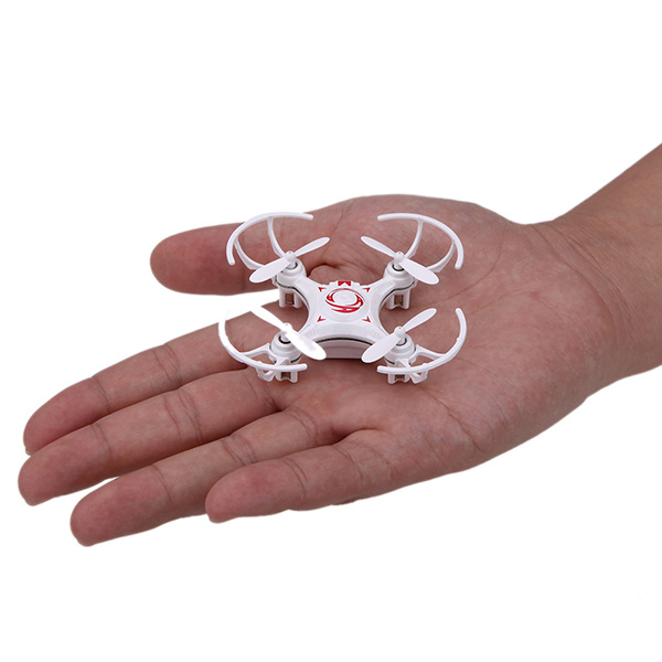 2015 Hot Sale Pocket Drone 4CH 6Axis Gyro Professional Mini RC Quadcopter Switchable Controller RTF Headless