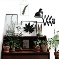 קיר תמונה מסגרת עיצוב הבית תמונה מסגרות creative פשוט מתכת מדף תערוכה מסגרת אירופאי סגנון קיר תפאורה מתנה